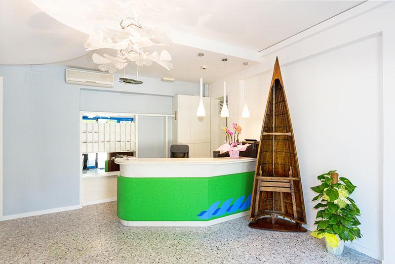 Reception, Hotel Costa Verde Castiglioncello